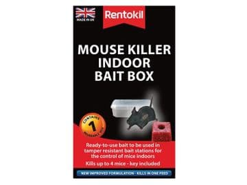 Mouse Killer Indoor Bait Box